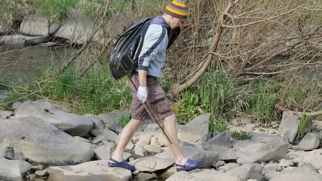 Soutěž navazuje na úspěšný projekt Čistá řeka Sázava.