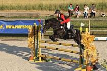 Jezdecký areál v Opřeticích. Ilustrační foto