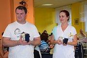 Slavnostní předávání ocenění pro bezpříspěvkové dárce krve se uskutečnilo v benešovské nemocnici.
