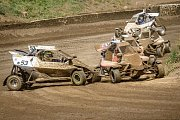 Mistrovství Zóny střední Evropy v autokrosu se uskutečnilo o víkendu 14. a 15. července v Poříčí nad Sázavou. O dramatické situace a kolize nebyla nouze.