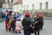 V Základní škole Karlov v Benešově mají rádi tradice a masopust je jednou z nich.