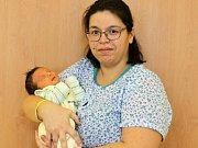 Štěpánka Novotná se narodila manželům Janě a Tomášovi Novotným. Při narození dne 8. ledna v 8.16 hodin měla 3480 gramů a 49 centimetrů. Doma ve Vlašimi na ní čeká tříletá sestra Maruška.