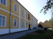 Den otevřených dveří v klášteře sv. Františka z Assisi ve Voticích.