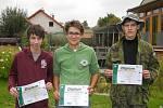 V celokrajském kole Ekologické olympiády vyhráli benešovští gymnazisté.