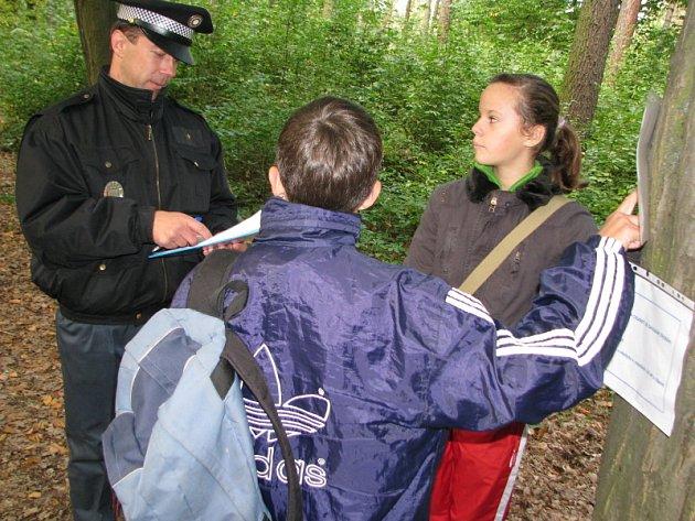 Kladenští žáci soutěžili již posedmé  O pohár ředitele Městské policie Kladno