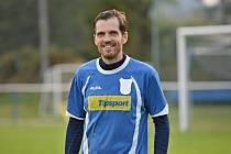 Fotbalista Michal Davídek