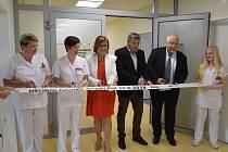 Rekonstruované neurologické oddělení.