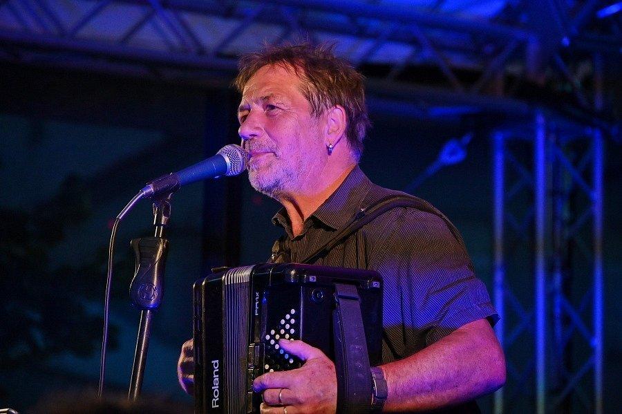 Štěpán Kojan vystoupil v Benešově.