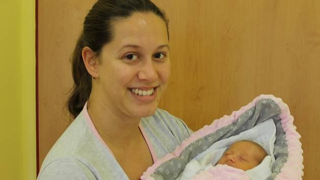 Rozárie Zvárová se manželům Karolíně a Davidovi z Boliny narodila 26. listopadu 2019 ve 3.06 hodin, vážila 2620 gramů a měřila 50 centimetrů.