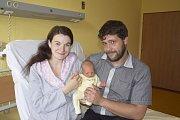 Holčička Lucinka Lipšová se narodila v pátek 12. května v 17.07 rodičům Lucii Kobiánové a Petru Lipšovi z obce Ostředek. Při narození malá Lucinka vážila 3 000 gramů a měřila 49 centimetrů.