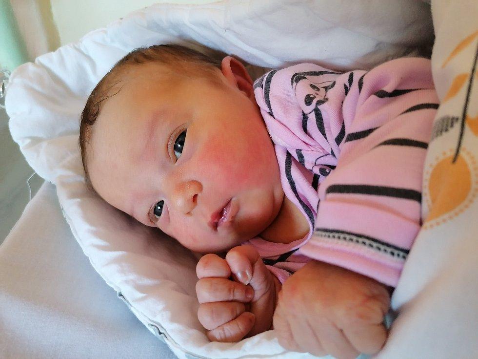 Amálie Hansalová se narodila 5. března 2021 v 7:57 v rakovnické nemocnici. Po porosu vážila 3600 g a měřila 48 cm. Doma ve Svojetíně na ní a na maminku Zdeňku Hansalovou čekal bráška Tomášek s tatínkem Tomášem Hansalem.