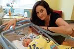 Ondřej Pýcha se rodičům Martině Pohunkové a Zdeňku Pýchovi narodil 7. května 2019 v8 hodin a 46 minut, vážil 3490 gramů a měřil 51 centimetrů. Doma ve Václavicích má čtyřletou sestřičku Nelinku.