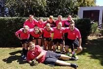Fotbalové Panterky se ve smíšeném složení zúčastnily turnaje v Chyšné, kde obsadily šesté místo.
