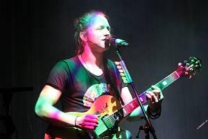 Koncert zpěváka Tomáše Kluse. Ilustrační foto