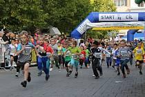 Benešovská běžecký festival.