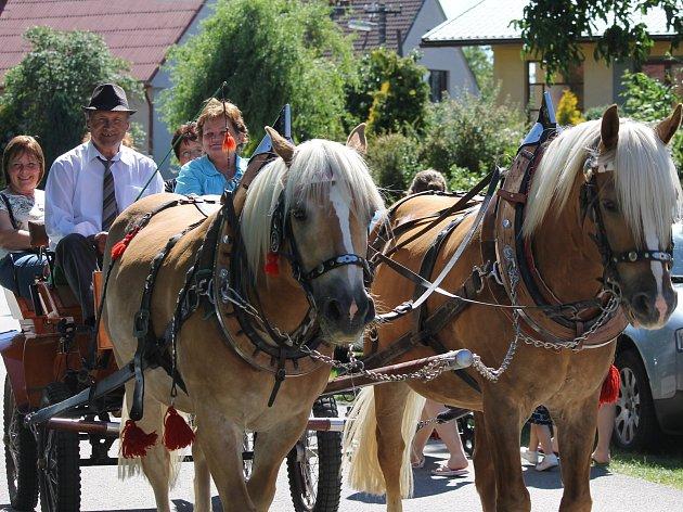 Vracovice slavily sedm set let od první písemné zmínky.
