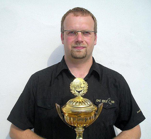 """Stanislav Vodrážka. V posledních třech ročnících bral """"Bizon"""" Vodrážka celé startovné. Povede se mu to i letos?"""