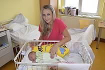Partnerům Haně Pášové a Davidovi Helebrantovi z Týnce nad Sázavou se 28. července v 11.46 narodil malý David Helebrant. Při narození vážil 3 830 gramů a měřil 50 centimetrů.