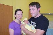 12. září v22.02 se narodil malý Adam Kouklík. Při narození v benešovské porodnici vážil 2805 gramů a měřil 47 centimterů. Jeho rodiče, Pavla Suttrová a Martin Kouklík, si synka odvezou do Mezihoří.