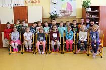 ZŠ Týnec nad Sázavou 1. B třídní učitelka Zuzana Mandžikievičová