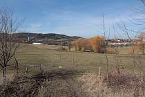 Na jihu Votic v nové rozvojové zóně města, je pro zájemce o stavbu vlastního domu připraveno 100 parcel.