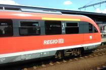 Dopravce Arriva chce od nového JŘ jezdit coby expres z Prahy do Nové Pece u Lipenské přehrady a přidat spěšné vlaky mezi Benešovem a Prahou.
