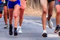 Vlašimský posvícenský běh. Ilustrační foto