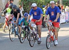 Silniční cyklistický závod Železný dědek se pojede  tentokrát jen jako nesoutěžní vyjížďka.
