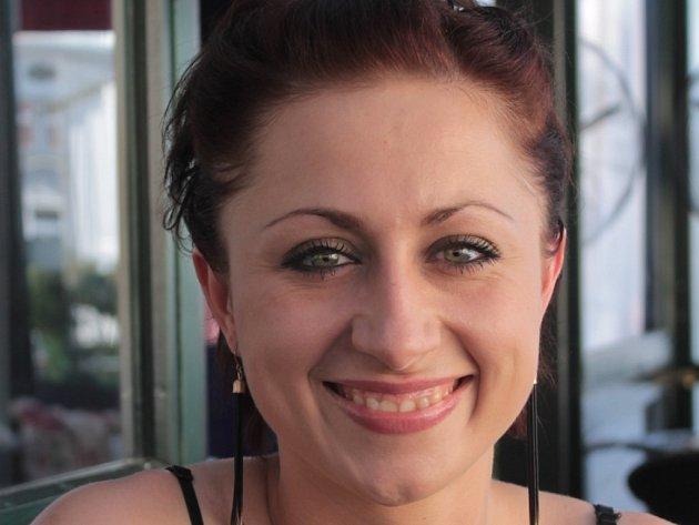 Monika Topolová je Miss hasička čtenářů Deníku.