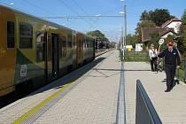 Z votické nádraží do konce roku zmizí výpravčí, stanici bude dálkově kontrolovat výpravčí v sousedních Olbramovicích.
