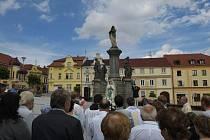 Tradiční pouť ve Voticích pobavila opět mnoho příznivců.