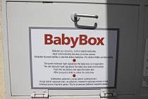 Baby box slouží v Benešově od 18.sprna.