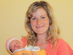Manželé Monika a Jakub Nakládalovi se 2. června v 12.35 stali rodiči holčičky Karolínky. Při příchodu na tento svět vážila 3,30 kilogramu a měřila 51 centimetrů. Doma v Neveklově má sestřičku Valentýnku (16 měsíců).