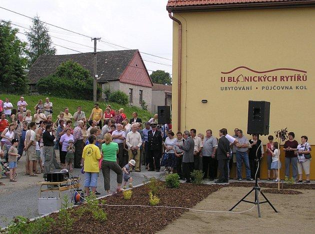 Turistická ubytovna v Kondraci - ilustrační foto