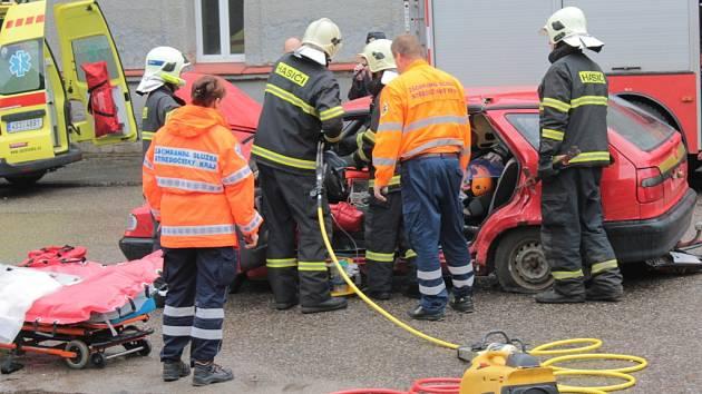 Město Benešov připravilo na sobotu 21. září první ročník Dne prevence Integrovaného záchranného systému.