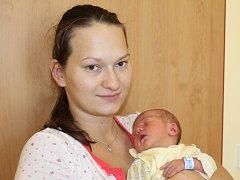 Manželé Barbora a Michal Mládkovi z Klokočné se 21. srpna v 10.41 stali rodiči prvorozeného syna Michala. Sestřičky v porodnici mu navážily 3,13 kilogramu a naměřily 47 centimetrů.