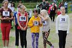 Na start 4. ročníku neveklovských běhů se postavilo bezmála 150 závodníků všech věkových kategorií.