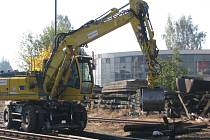 Do úterý 13. května jezdí na Vlašimce pouze pracovní vlaky.