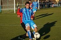 Okresní derby Sedlec-Prčice versus Votice skončilo remízou 3:3.