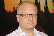 Zdeněk Šponar, ředitel Integrované dopravy Středočeského kraje.