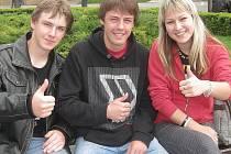 Studenti z Benešovska si chtěli vyzkoušet volby, ale vedení škol jim to neumožnilo.