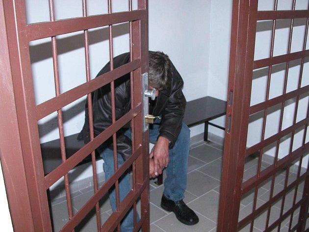 Ilustrační foto: Cela předběžného zadržení