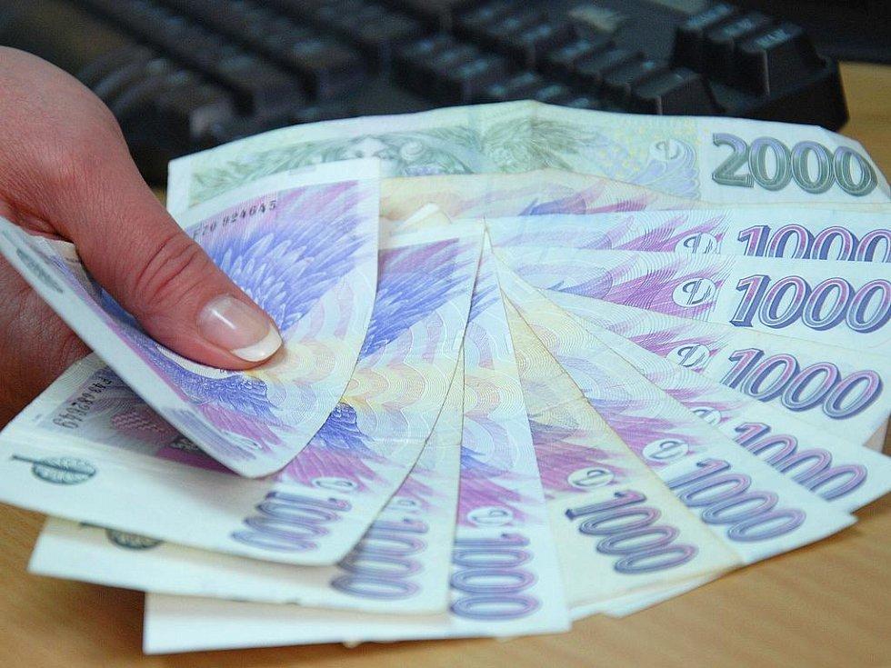 Bez peněz je v Česku čím dál více lidí.