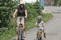 Nepoužívané drážní těleso mezi Voticemi a Bystřicí poslouží cyklistům.