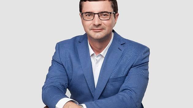 Petr Petržílek (ČSSD), kandidát do Senátu Parlamentu ČR za volební obvod 41 - Benešov.