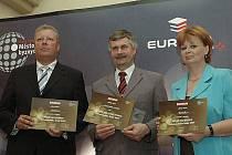 Vyhlášení výsledků srovnávacího průzkumu Město pro byznys - Beroun, Lysá nad Labem, Benešov
