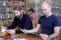 Čítárna vlašimské knihovny