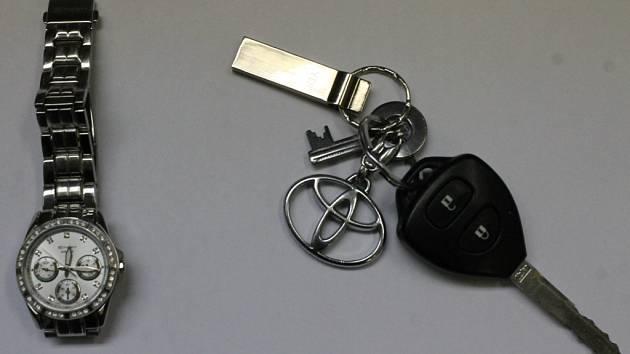 Nejčastěji lidé ztrácejí klíče.