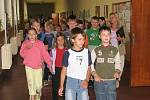Při evakuaci nedošlo k žádným neplánovaným událostem, všechny děti na volný prostor dorazily vpořádku. Naštěstí šlo pouze o cvičení