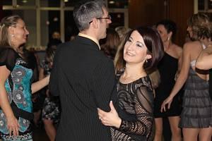 První zdravotnický ples nemocnice Benešov.